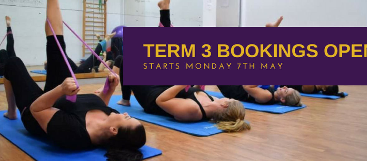 Term 3 2018 - Enrolments open now!