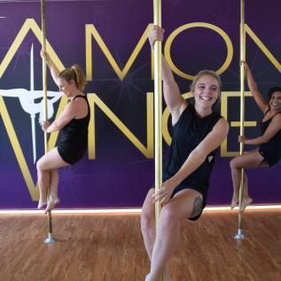 Pole Fitness Classes Perth